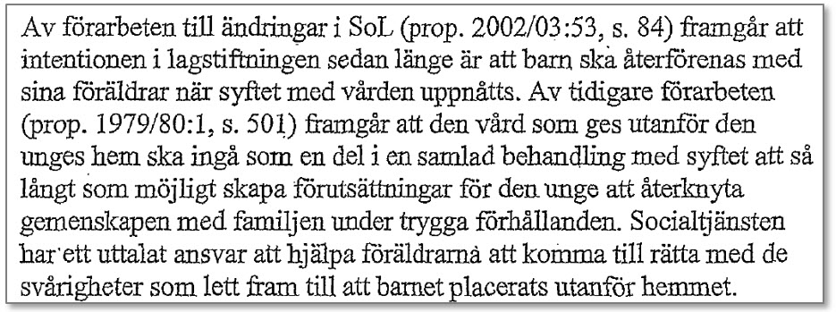 Socialtjansten far granska bloggar
